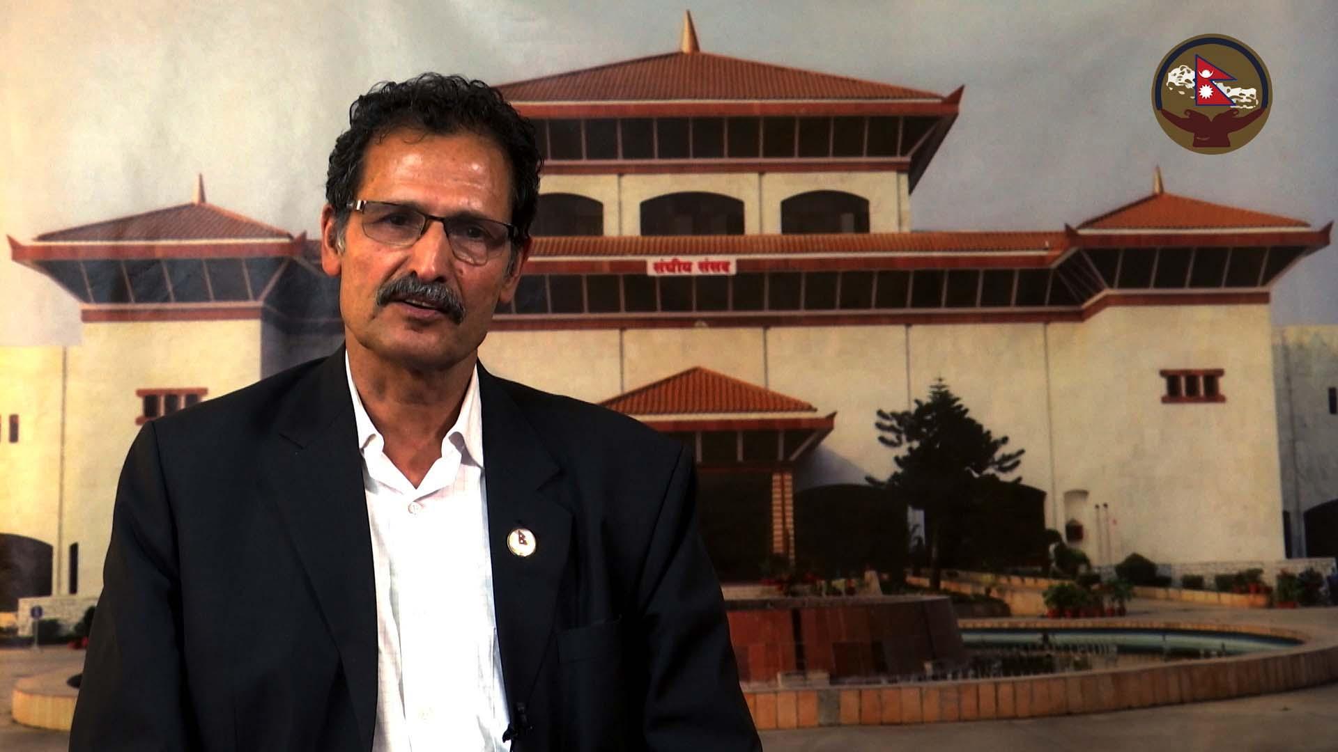 Agni Prasad Sapkota unopposed-elected Speaker of House of Representatives -  Foreign Affairs News