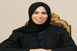 Qatari Assistant Foreign Minister and Spokesperson for the Ministry of Foreign Affairs, Ms. Lolwah R M Al-Khater/mofa