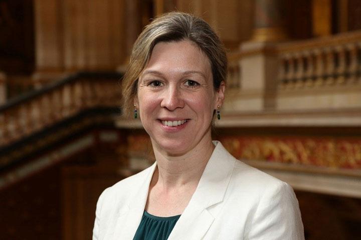 British Ambassador to Nepal Ms. Nicola Pollitt. SATimes Photo
