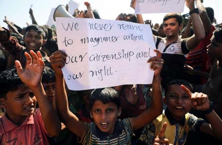 Rohingya refugees in Bangladesh. Asianews
