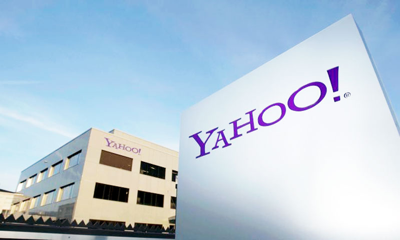 Yahoo Building In the US