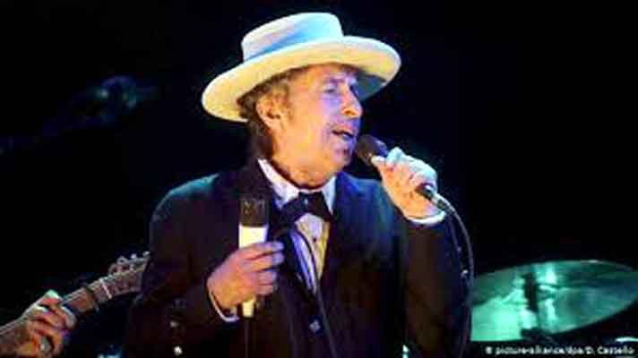 The Einstein of pop music Bob Dylan at 75. Image: dw.com
