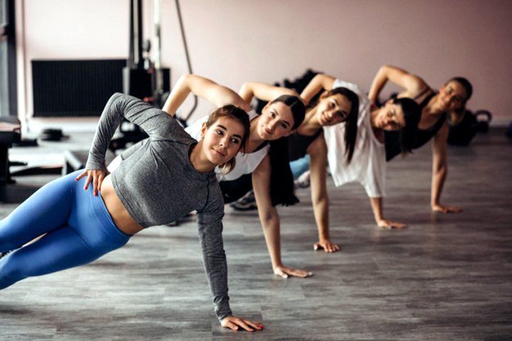 Exercise may help reduce health structure and keeps healthy. Photo: Freepik